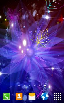 Неоновый Листопад скриншот 3