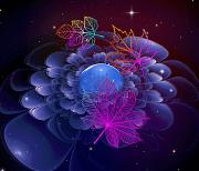 Неоновый Листопад logo