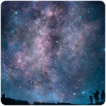 Ночное небо и звезды обои