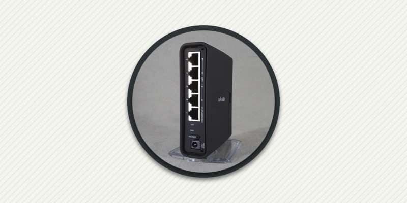 Обзор роутера Mikrotik hAP ac2 (RBD52G-5HacD2HnD-TC)