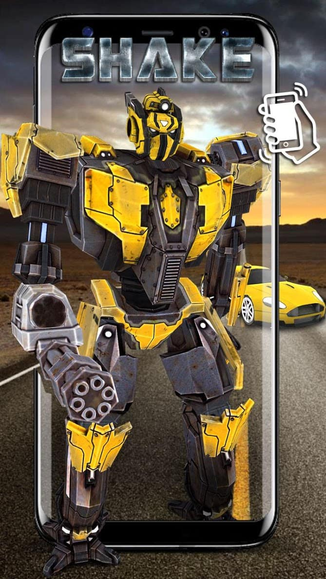 Робот скриншот 1