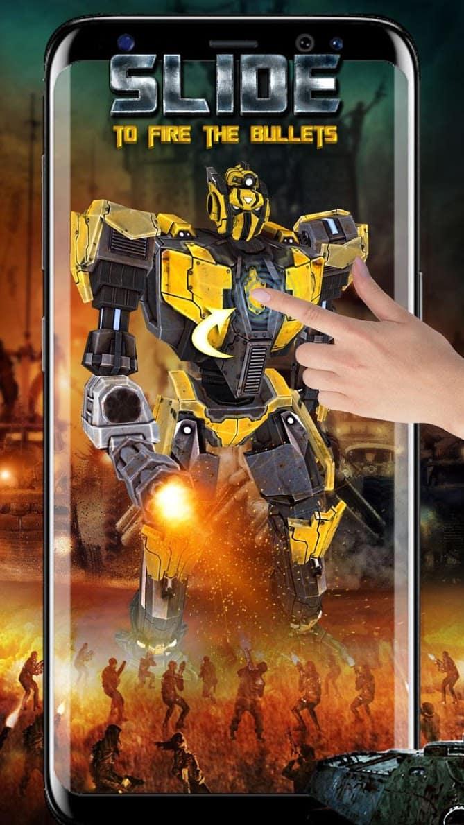 Робот скриншот 2