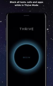 THRIVE AWAY скриншот 1