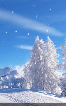 Зимние сюжеты скриншот 1