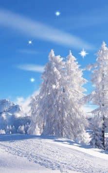 Зимние сюжеты скриншот 4