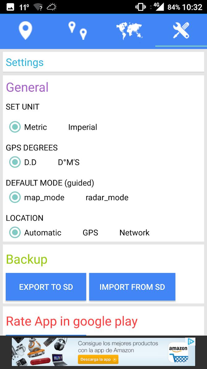 Координаты широты GPS скриншот 4
