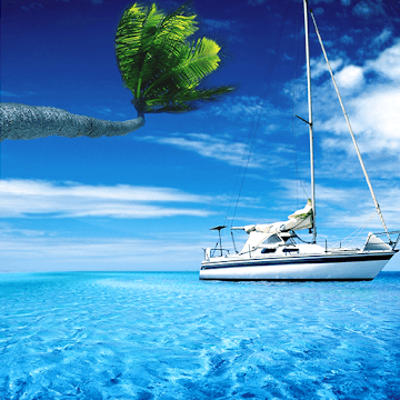 Рай на земле logo