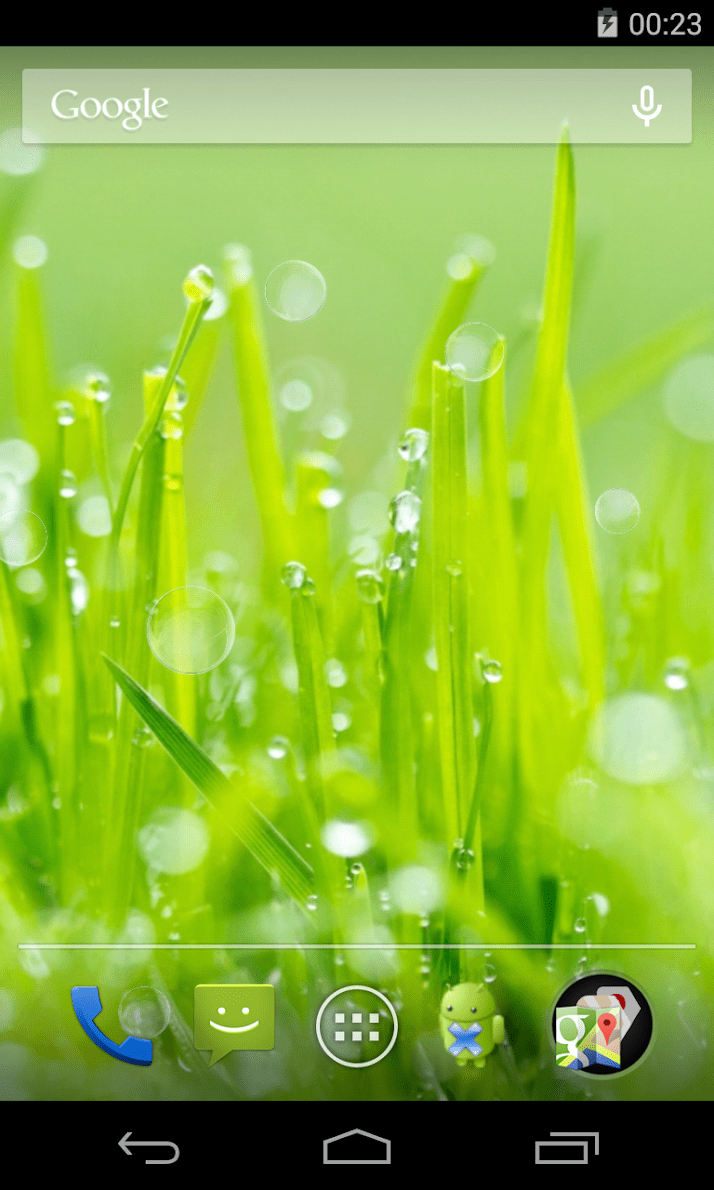 Трава скриншот 1