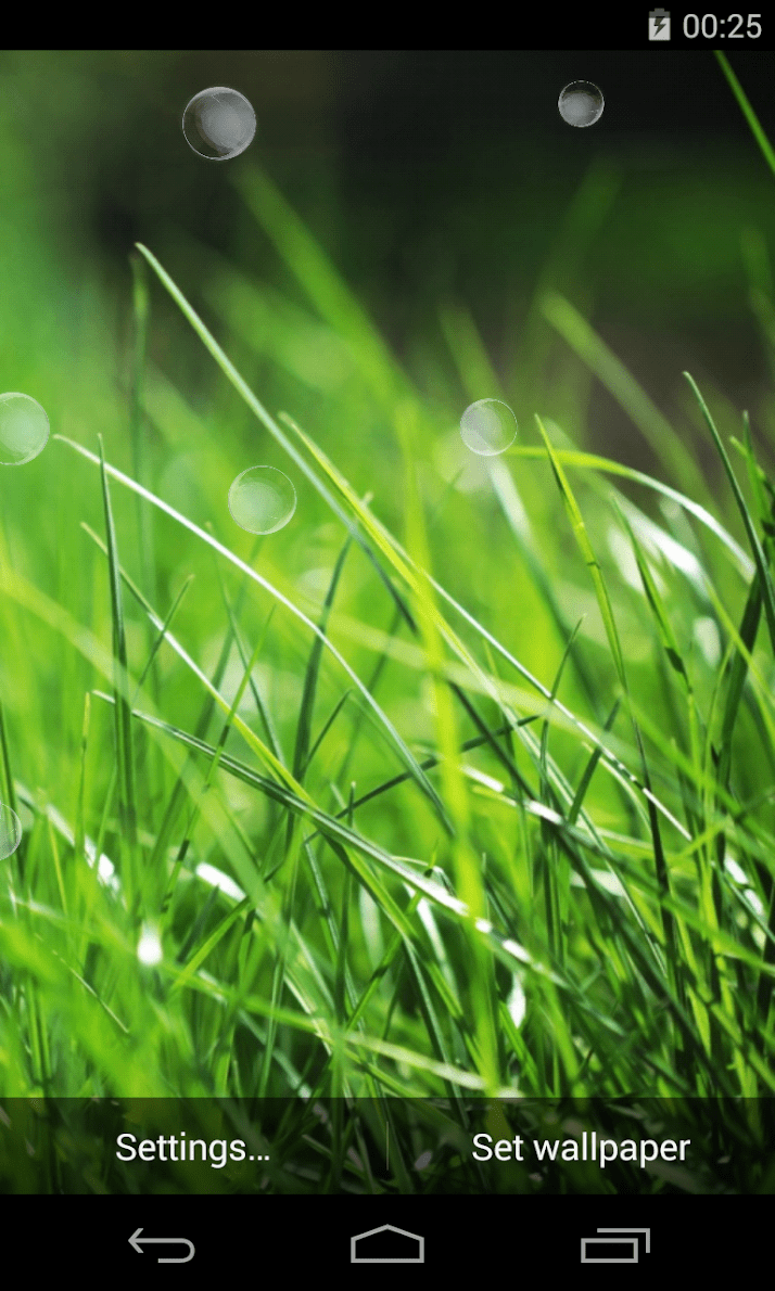Трава скриншот 3