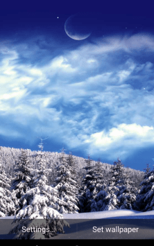 Зимние мотивы скриншот 1