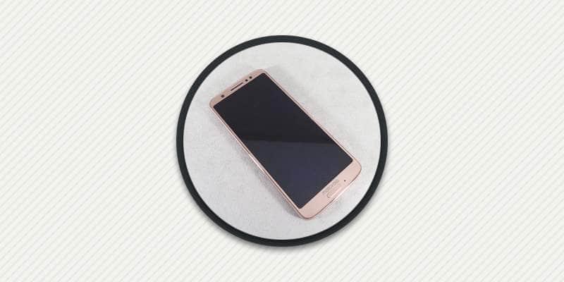 Motorola Green Pomelo 1S