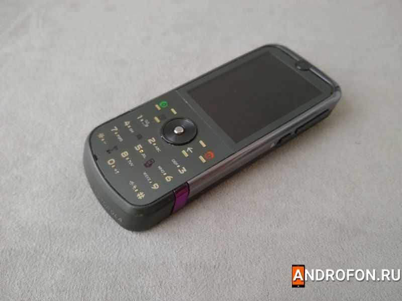 Телефон Motorola ZN5