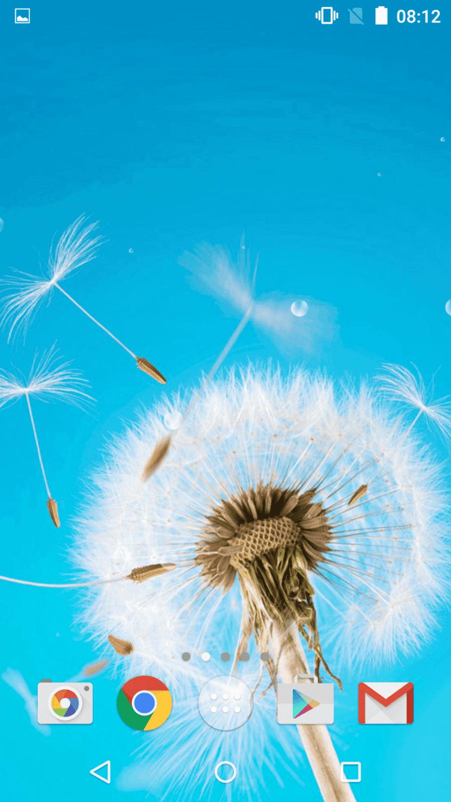 Весна, цветы обои 3Д - Природа ХД скриншот 4