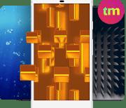 Живые обои 3D на телефон logo