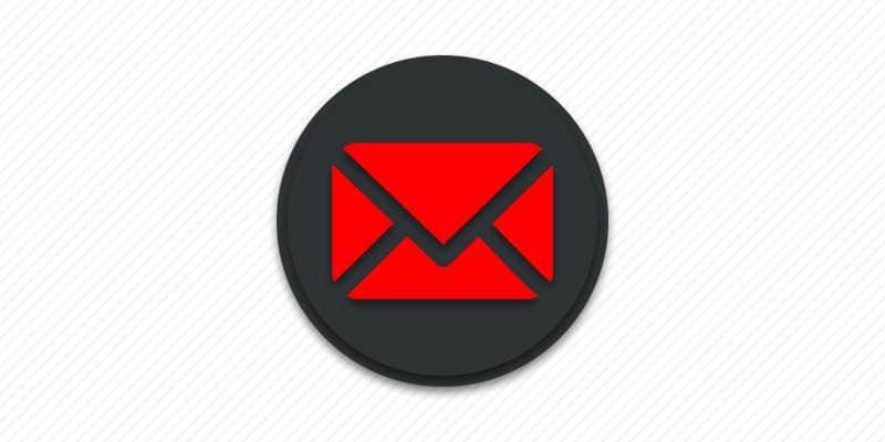 как удалить письма в смартфоне на андроид.