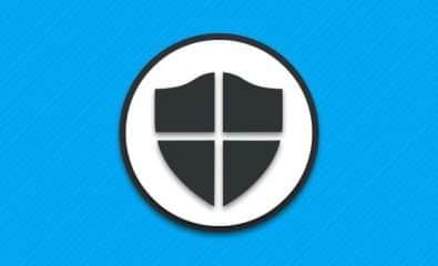 Отключение защитника Windows 10.