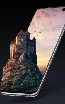 Обои, Фоны и Блокировка экрана - 3D Эффект скриншот 4