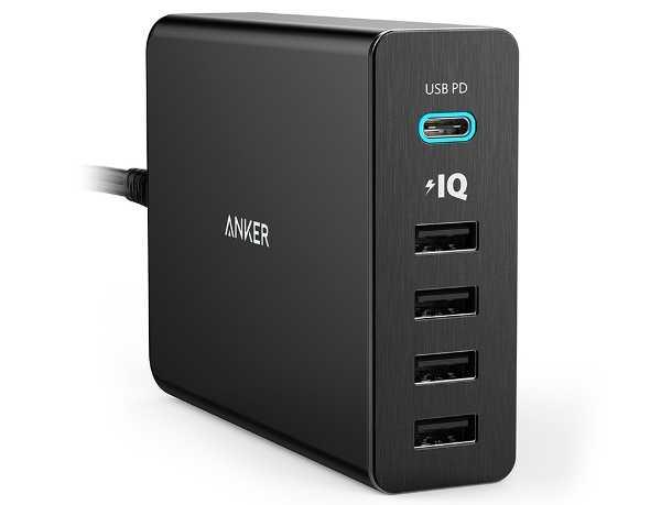 Зарядное устройство ANKER PowerPort+ 6.