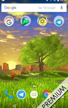 Природа летом скриншот 3