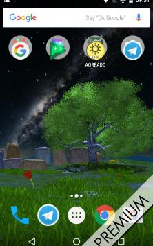 Природа летом скриншот 4