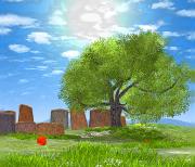 Природа летом logo
