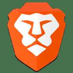 Логотип Brave.