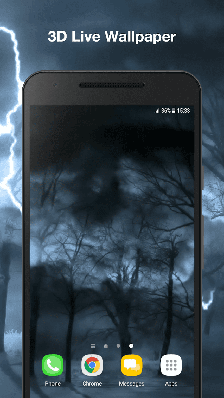Грозовой шторм скриншот 1