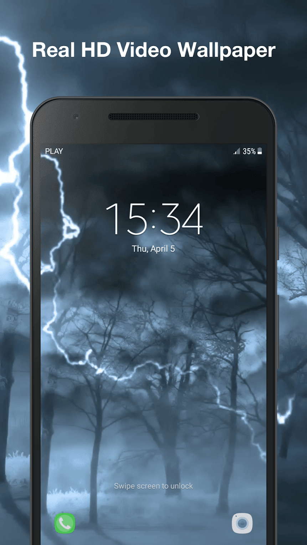 Грозовой шторм скриншот 2