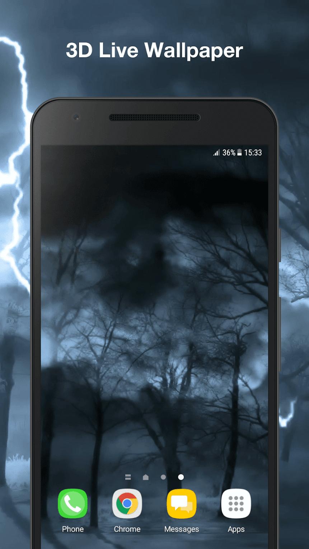 Грозовой шторм скриншот 3