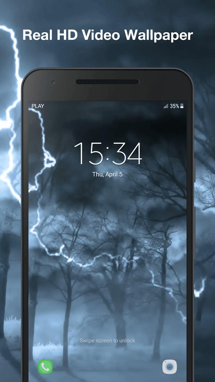 Грозовой шторм скриншот 4
