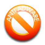 Лого программы anti adware.