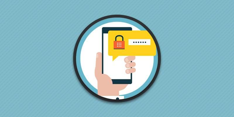 Как установить пароль на смартфон.