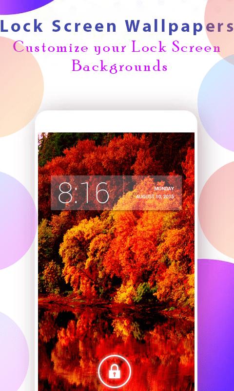Autumn Wallpaper скриншот 3