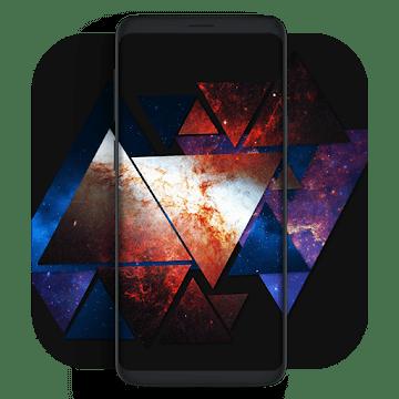 3D Abstract logo