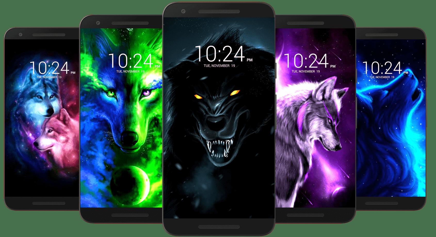 Волк обои HD