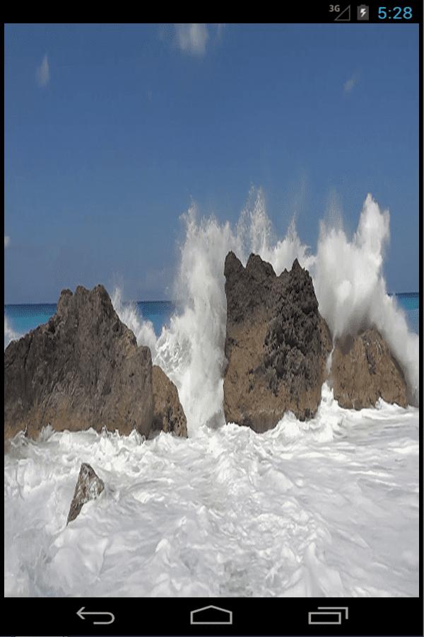 Ocean waves скриншот 1