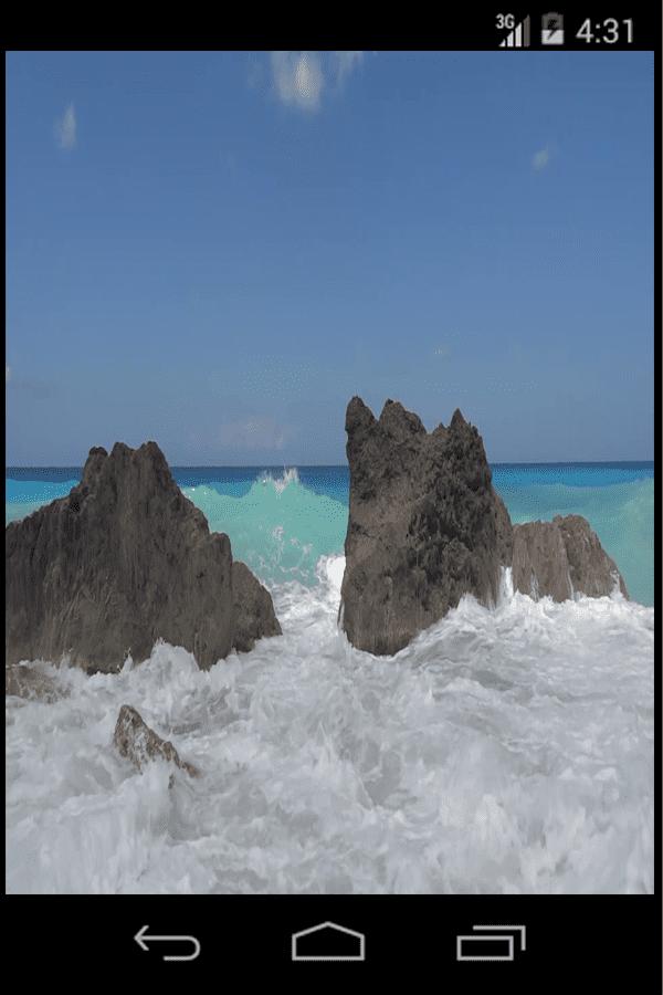 Ocean waves скриншот 2