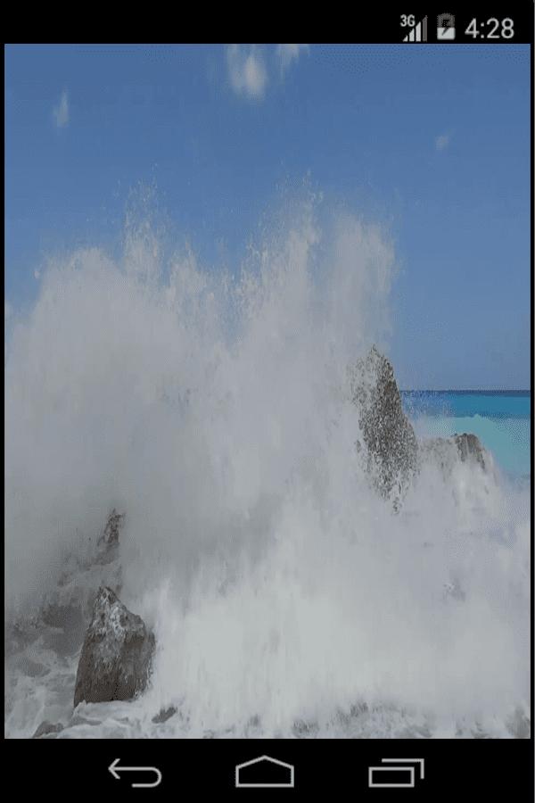 Ocean waves скриншот 3