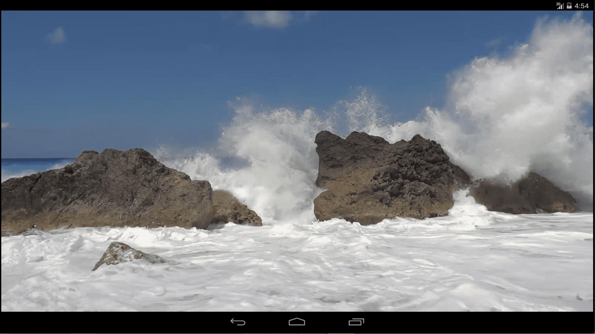 Ocean waves скриншот 4