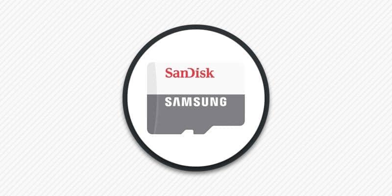 Какая карта памяти лучше - SanDisk либо Samsung
