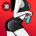 Fitnes dlja logo