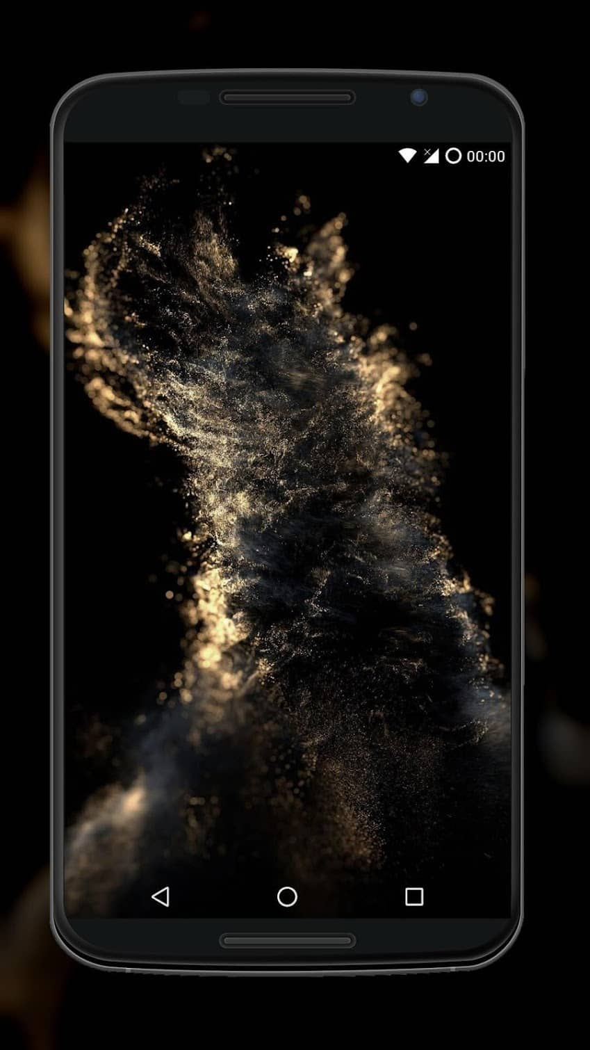 Black wallpapers скриншот 1