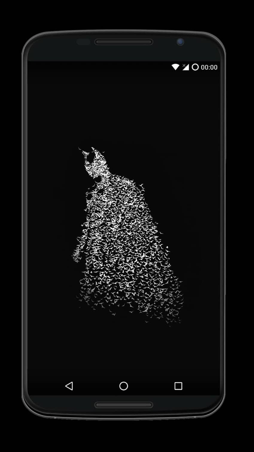 Black wallpapers скриншот 3
