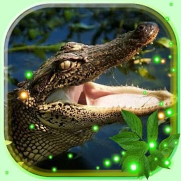 Krokodily logo